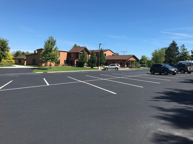 Johnsonville Lodge - Parking Lot